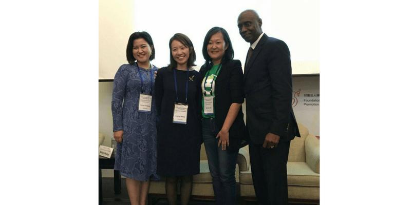 王琍瑩律師出席「打造女性科技創業新未來」國際工作坊