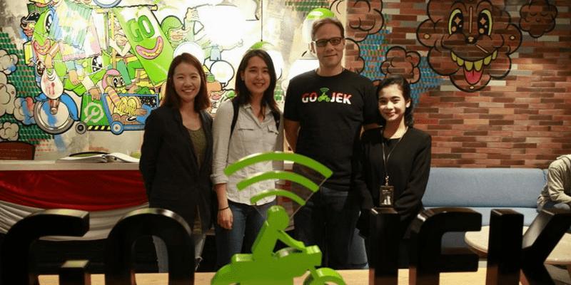 王琍瑩律師參訪印尼