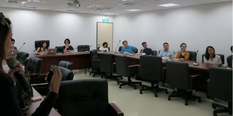 王琍瑩律師受邀擔任台北市政府「台北明日之星 2018 進階輔導」業師