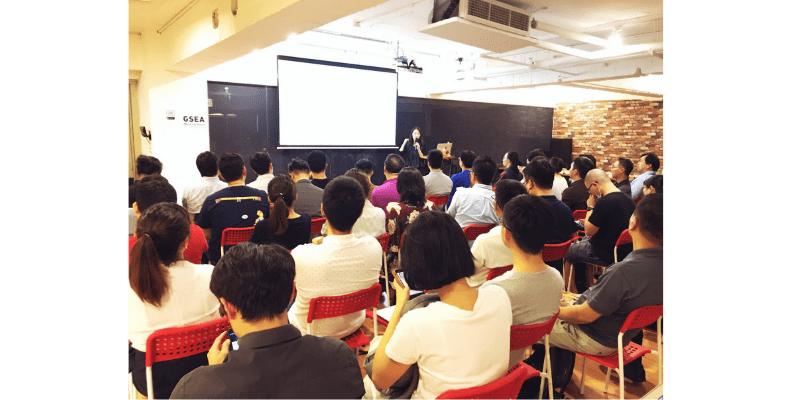 王琍瑩律師於 AppWorks 主持 AI x Legal Meetup
