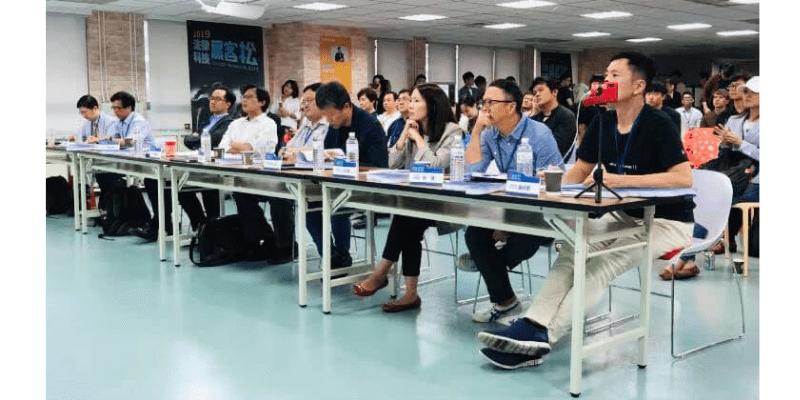 王琍瑩律師受邀擔任「2019 法律科技黑客松」評審,與各界專家共同見證台灣史上第一次的法律科技盛會