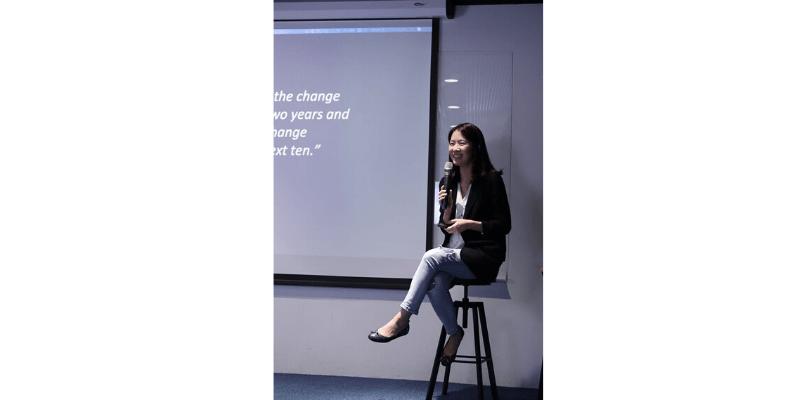 王琍瑩律師受邀線上直播,分享「數位經濟」與「新興科技」相關法律議題