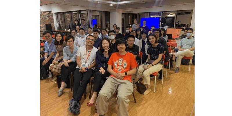 王琍瑩律師主持 Smart Law Meetup,邀請機器學習專家分享 AWS 經典的飛輪理論