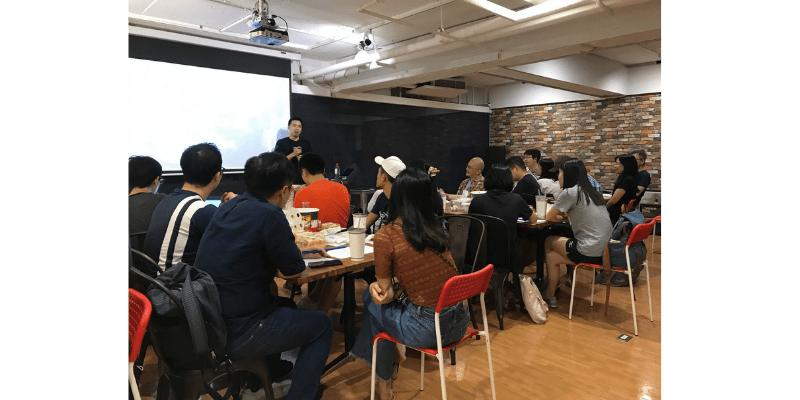 王琍瑩律師主持 Smart Law Meetup 邀集各界專家探討言論的紅線與平台的責任