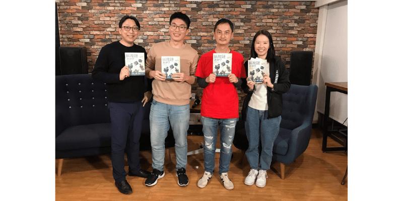 王琍瑩律師主持 Smart Law Meetup「區塊鏈社會學」線上讀書會