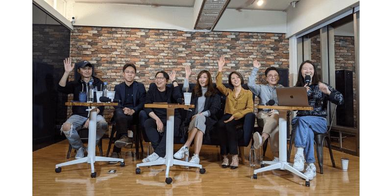 王琍瑩律師主持「NFT - 落入凡間的區塊鏈」座談